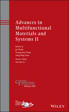 Advances in Multifunctional Materials and Systems II: Ceramic Transactions, Volume 245 (1118771273) cover image