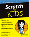 Scratch For Kids For Dummies (1119014573) cover image