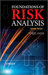 thumbnail image: Foundations of Risk Analysis, 2nd Edition