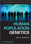 Human Population Genetics (0470464674) cover image