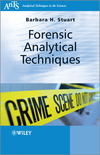 Forensic Analytical Techniques (0470687274) cover image