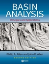 Basin Analysis: Principles and Applications, 2nd Edition (0632052074) cover image