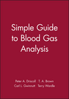 Simple Guide to Blood Gas Analysis (0727911074) cover image