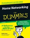 Home Networking For Dummies, 3rd Edition (0764597574) cover image