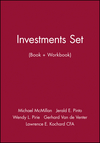 Investments Set (Book + Workbook) (1118027574) cover image