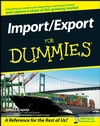 Import / Export For Dummies (1118052374) cover image