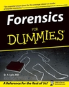 Forensics For Dummies (1118053974) cover image