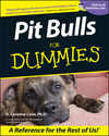 Pit Bulls For Dummies  (1118069374) cover image