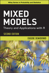 thumbnail image: Mixed Models: Theory and Applications with R, 2nd Edition