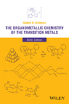 The Organometallic Chemistry of the Transition Metals, 6th Edition (1118138074) cover image