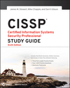 CISSP: Certified Information Systems Security Professional Study Guide, 6th Edition (1118314174) cover image