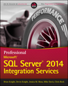 Professional Microsoft SQL Server 2014 Integration Services (1118850874) cover image