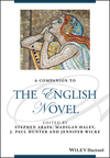 A Companion to the English Novel (1119068274) cover image