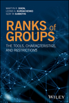 thumbnail image: Ranks of Groups: The Tools, Characteristics, and...