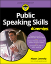 Public Speaking Skills For Dummies (1119335574) cover image