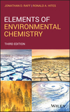 thumbnail image: Elements of Environmental Chemistry, 3rd Edition