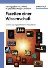 Facetten einer Wissenschaft: Chemie aus ungewöhnlichen Perspektiven (3527623574) cover image