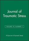 Journal of Traumatic Stress, Volume 19, Number 1 (0470044675) cover image