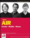 Adobe AIR: Create - Modify - Reuse (0470182075) cover image