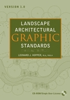 Landscape Architectural Graphic Standards, 1.0 CD-ROM (0470379375) cover image