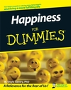 Happiness For Dummies (0470507675) cover image
