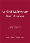 Applied Multivariate Data Analysis, 2nd Edition (0470711175) cover image