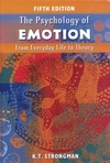 The Psychology of Emotion: From Everyday Life to Theory, 5th Edition (0471485675) cover image