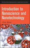 Introduction to Nanoscience and Nanotechnology (0471776475) cover image