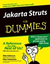 Jakarta Struts For Dummies® (0764559575) cover image