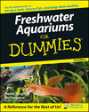 Freshwater Aquariums For Dummies, 2nd Edition (1118050975) cover image