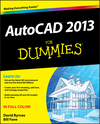 AutoCAD 2013 For Dummies (1118392175) cover image