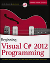 Beginning Visual C# 2012 Programming (1118396375) cover image