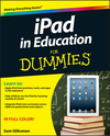 iPad in Education For Dummies (1118417275) cover image