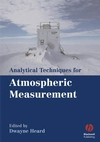 thumbnail image: Analytical Techniques for Atmospheric Measurement