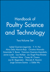 Handbook of Poultry Science and Technology, Two-Volume Set (0470185376) cover image