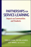Partnerships for Service-Learning: Impacts on Communities and Students (0470450576) cover image