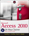 Access 2010 24-Hour Trainer (0470591676) cover image