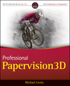 Professional Papervision3D (0470688076) cover image