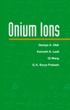 Onium Ions (0471148776) cover image