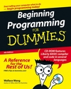 Beginning Programming For Dummies, 4th Edition (1118051076) cover image