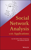 thumbnail image: Social Network Analysis with Applications