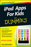 iPad Apps For Kids For Dummies (1118433076) cover image