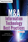 M&A Information Technology Best Practices (1118617576) cover image