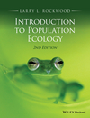 Introduction to Population Ecology, 2nd Edition (1118947576) cover image