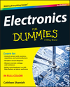 Electronics For Dummies, 3rd Edition (1119117976) cover image