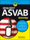 2016 / 2017 ASVAB For Dummies (1119239176) cover image