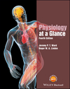 Physiology at a Glance, 4th Edition (1119247276) cover image