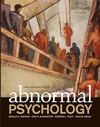 Abnormal Psychology, Canadian Edition, 3rd Edition (EHEP001076) cover image
