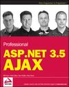 Professional ASP.NET 3.5 AJAX (0470392177) cover image