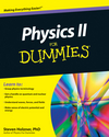 Physics II For Dummies (0470640677) cover image